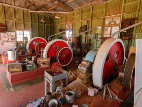 Wyandra Powerhouse Museum