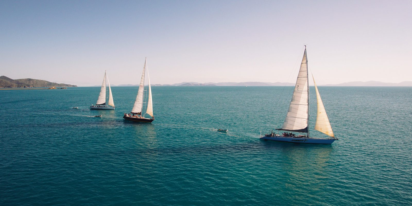 Prosail Whitsundays | Attraction Tour | Airlie Beach