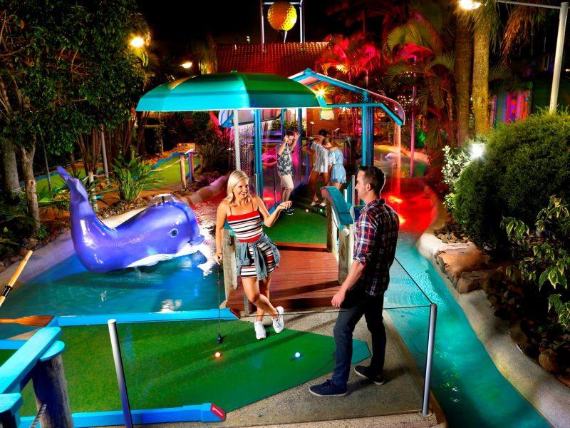 Putt Putt Golf's 50th Birthday Party! | Event | Mermaid Beach