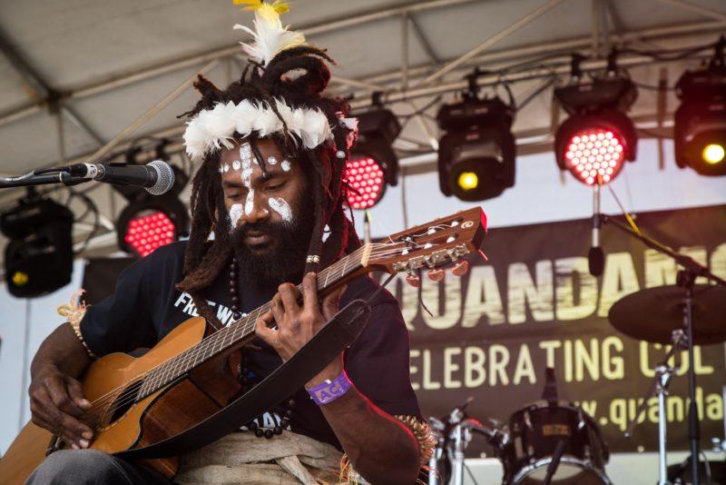 Quandamooka Festival Goompi Kunjiel 2017