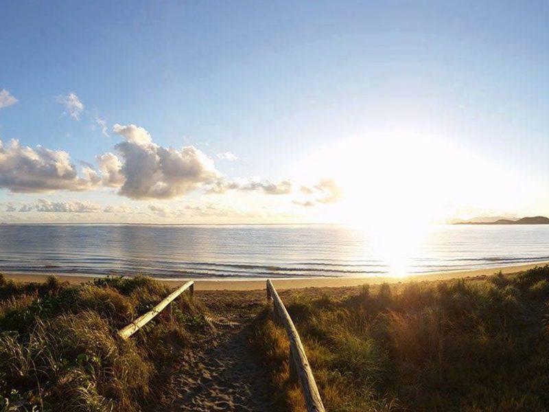 Queens Beach Sunrise