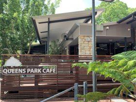 Queens Park Cafe