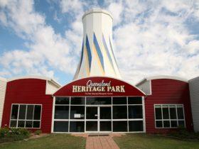 Queensland Heritage Park, Biloela, Banana Shire