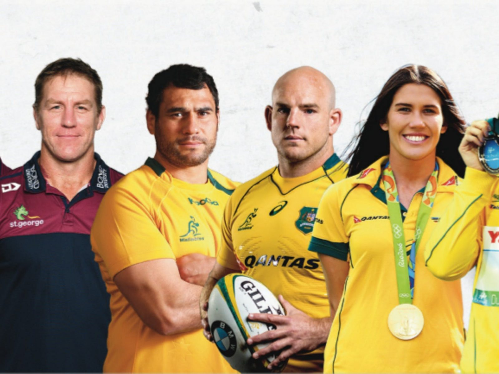 Queensland Rugby Union 2019 Long Lunch
