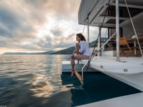 Luxury skipper yourself sailing