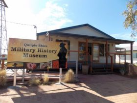 Quilpie Shire Military History Museum