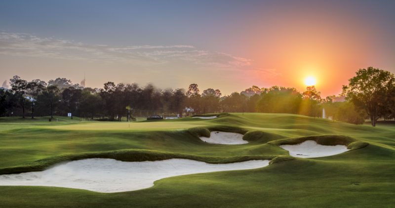 Royal Pines Golf Course