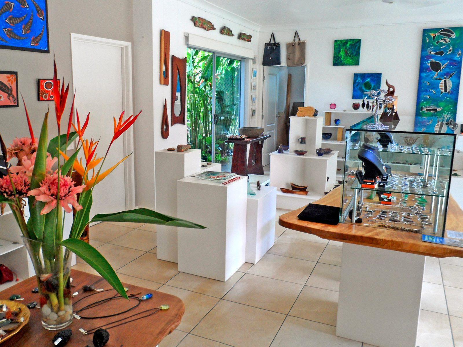 Rainforest Gems Gallery ~ Tolga, Atherton Tablelands