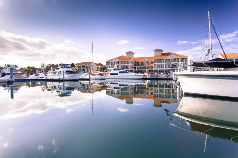 Ramada Hotel Hope Harbour External