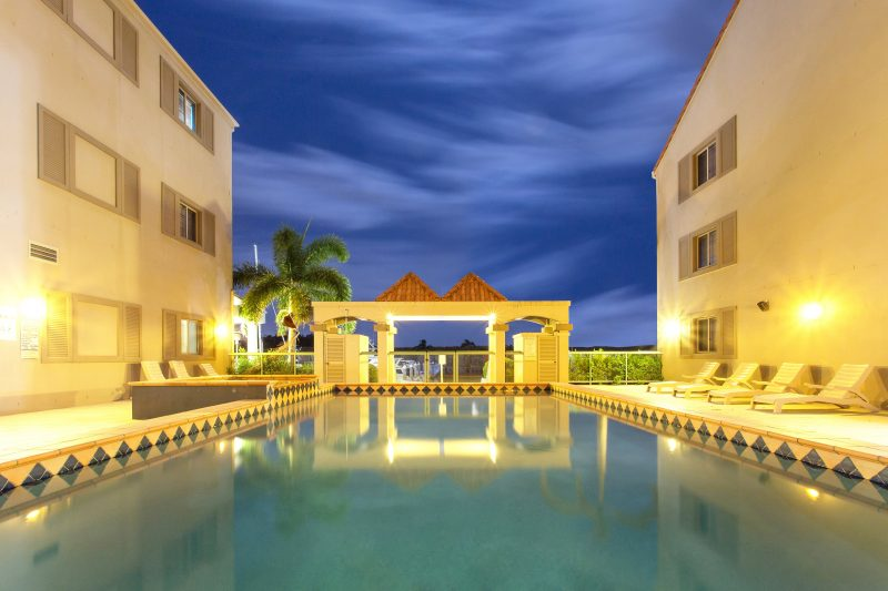 Ramada Hotel Hope Harbour pool view