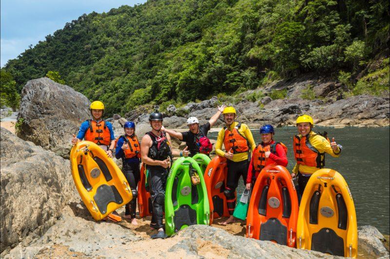 extreme white water Barron River half day