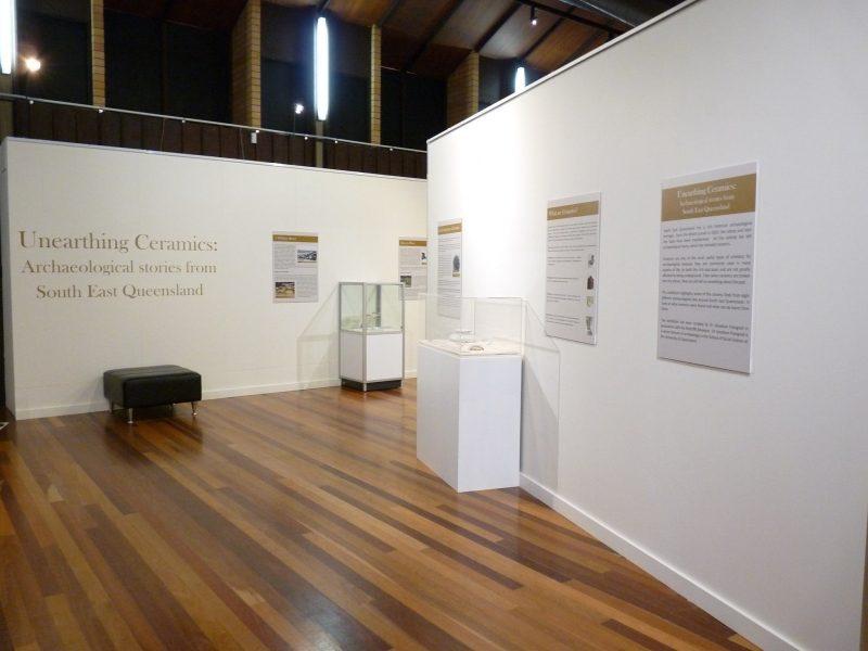 Redcliffe Museum Interior