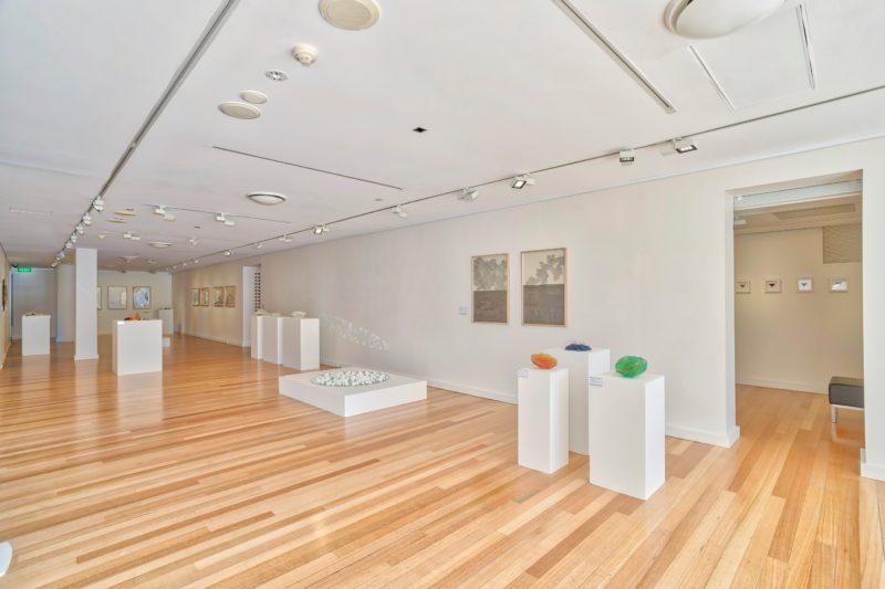 Redland Art Gallery, Cleveland interior