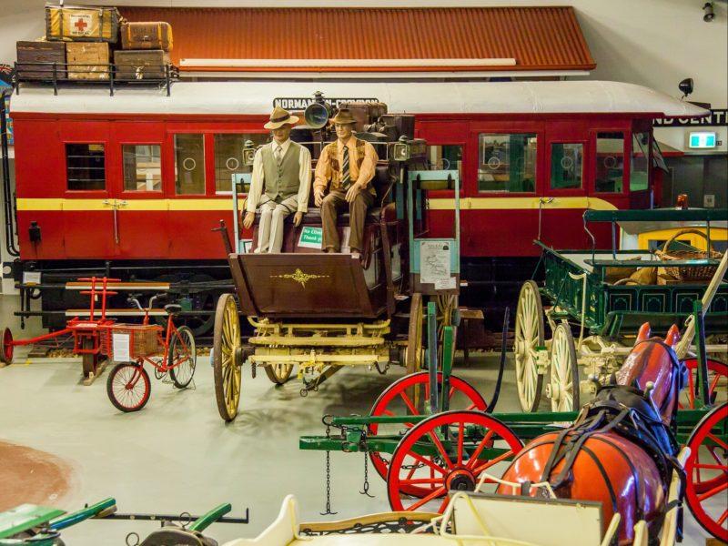 Redland Museum Transport
