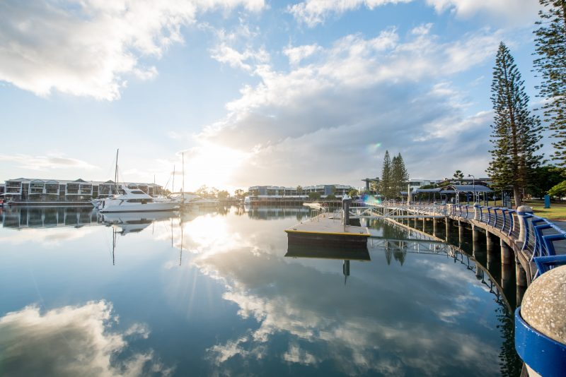 Raby Bay Harbour