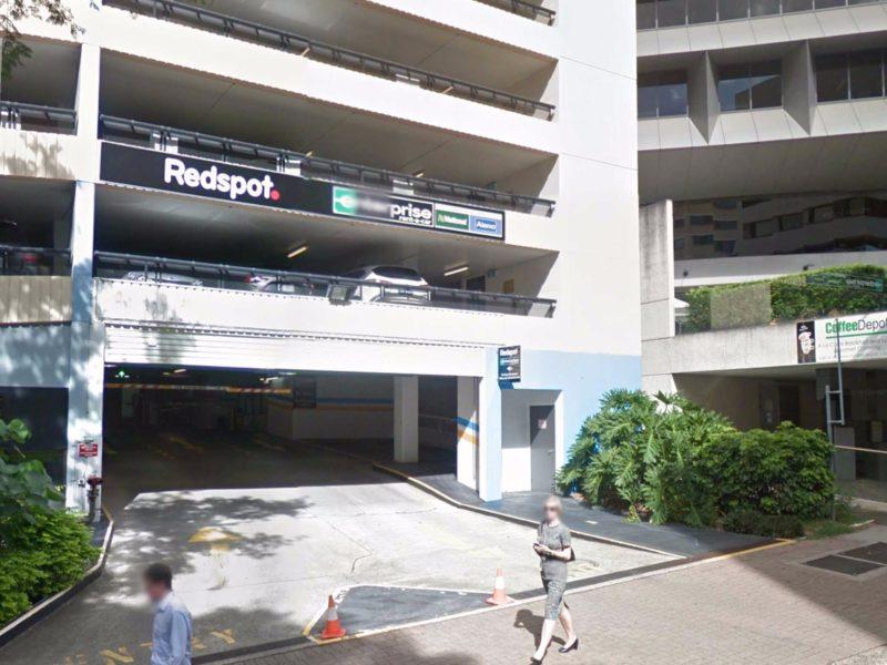 Brisbane City - Redspot Car Rentals