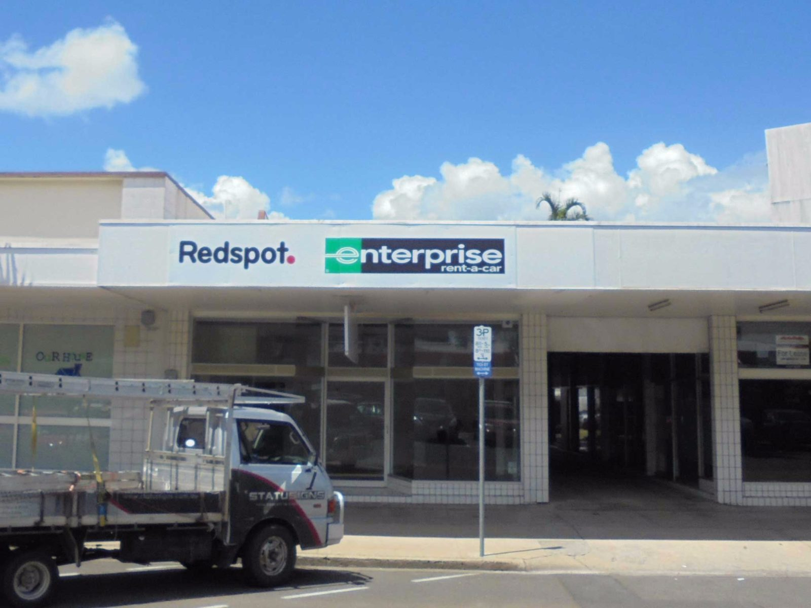 Cairns City - Redspot Car Rentals