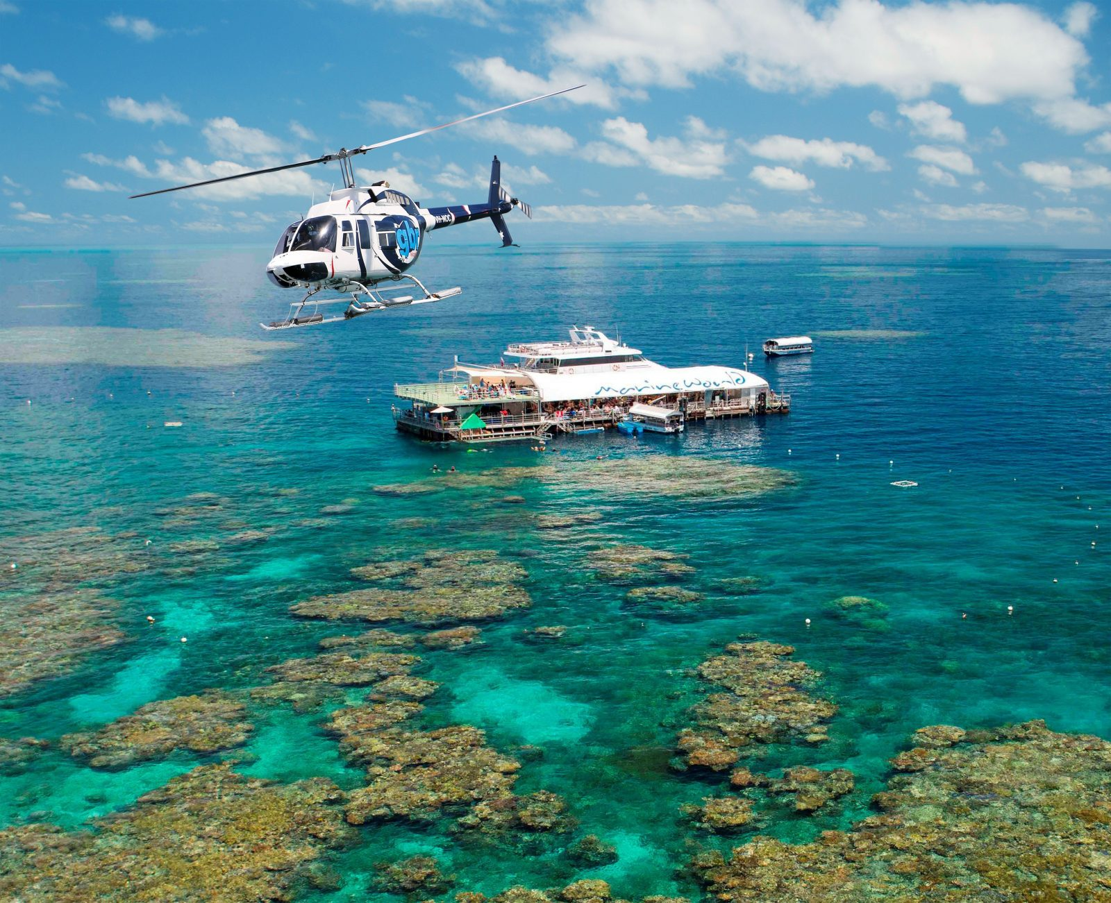 Reef Magic Heli