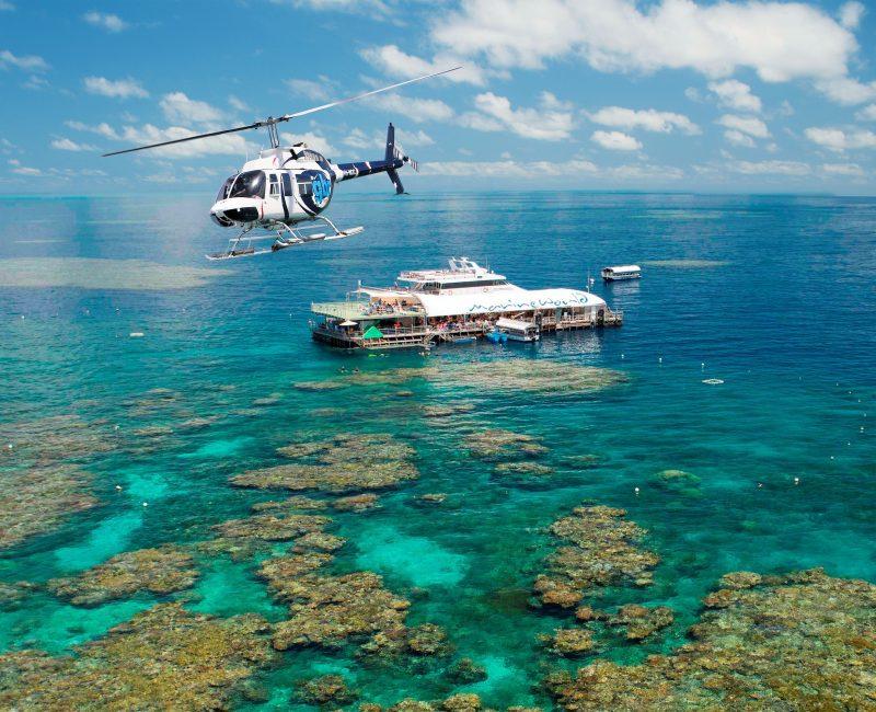 Reef Magic Heli