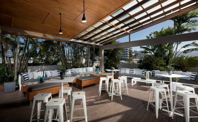 Events and parties at Lilo Terrace, Rydges Plaza Cairns - free venue hire