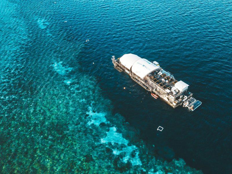 Reefsleep on the Great Barrier Reef