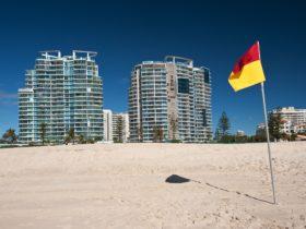 Reflections Coolangatta Beach