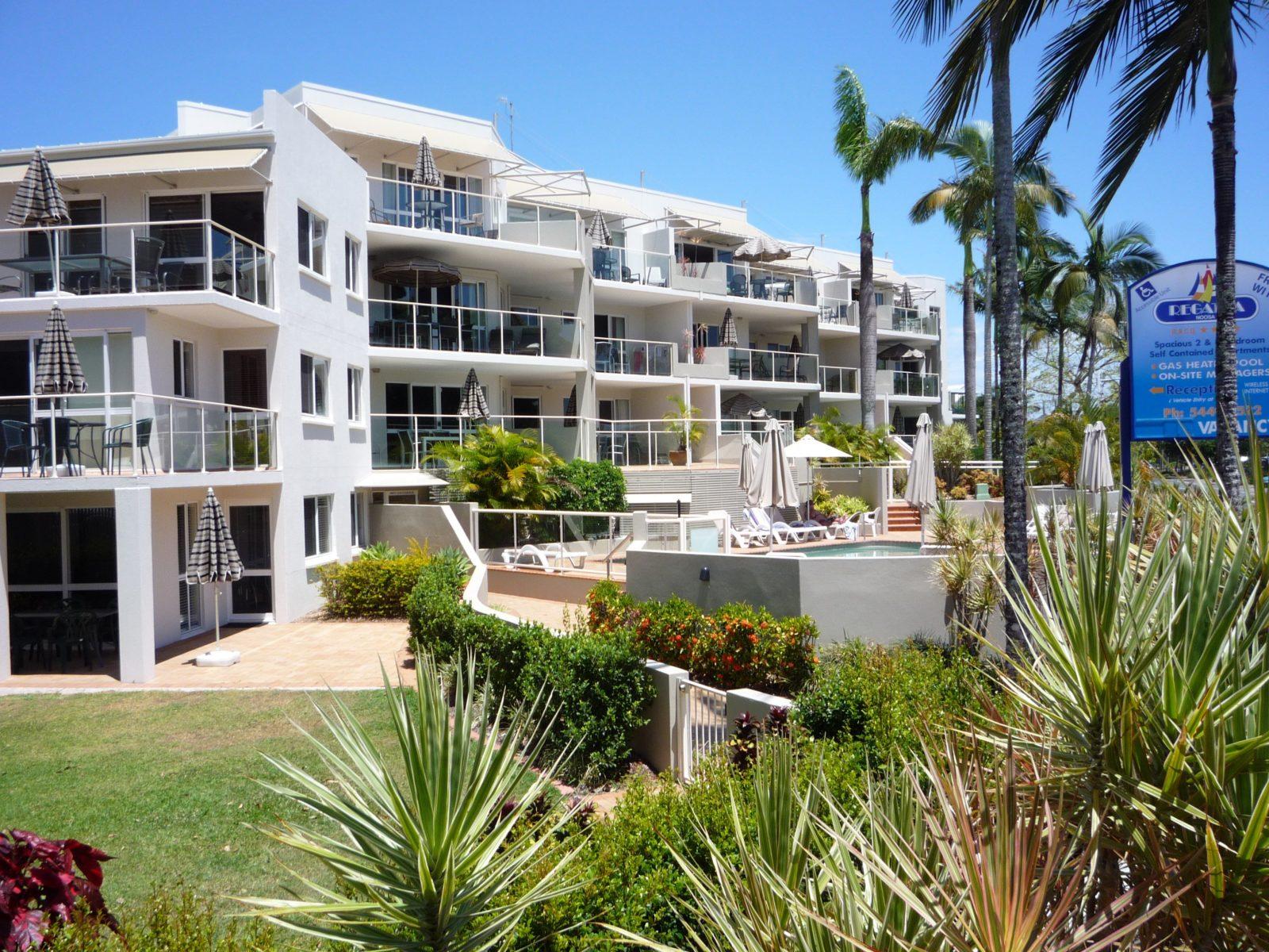 Regatta Riverfront Apartments