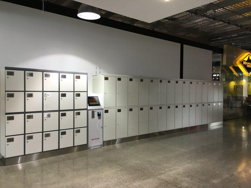 Brisbane Airport Luggage Lockers Baggage Storage