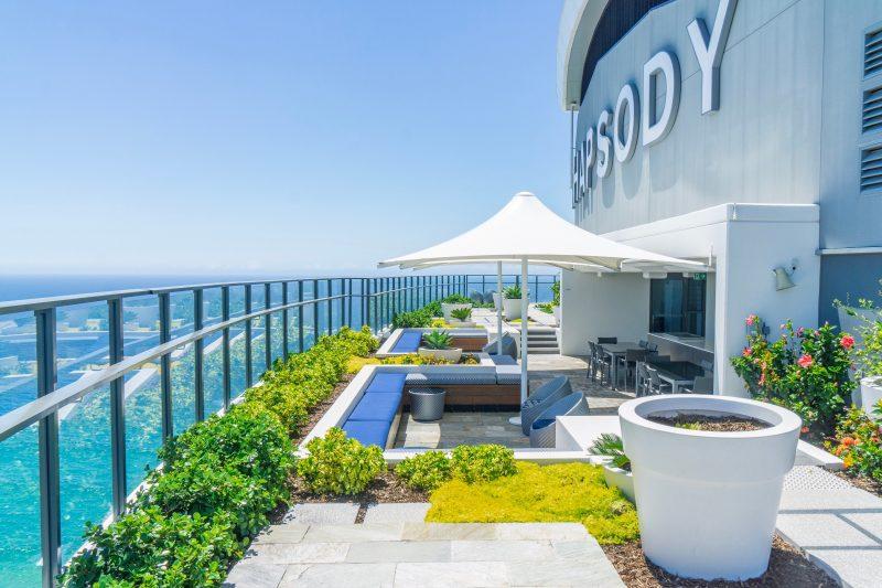 Rhapsody Resort Rooftop
