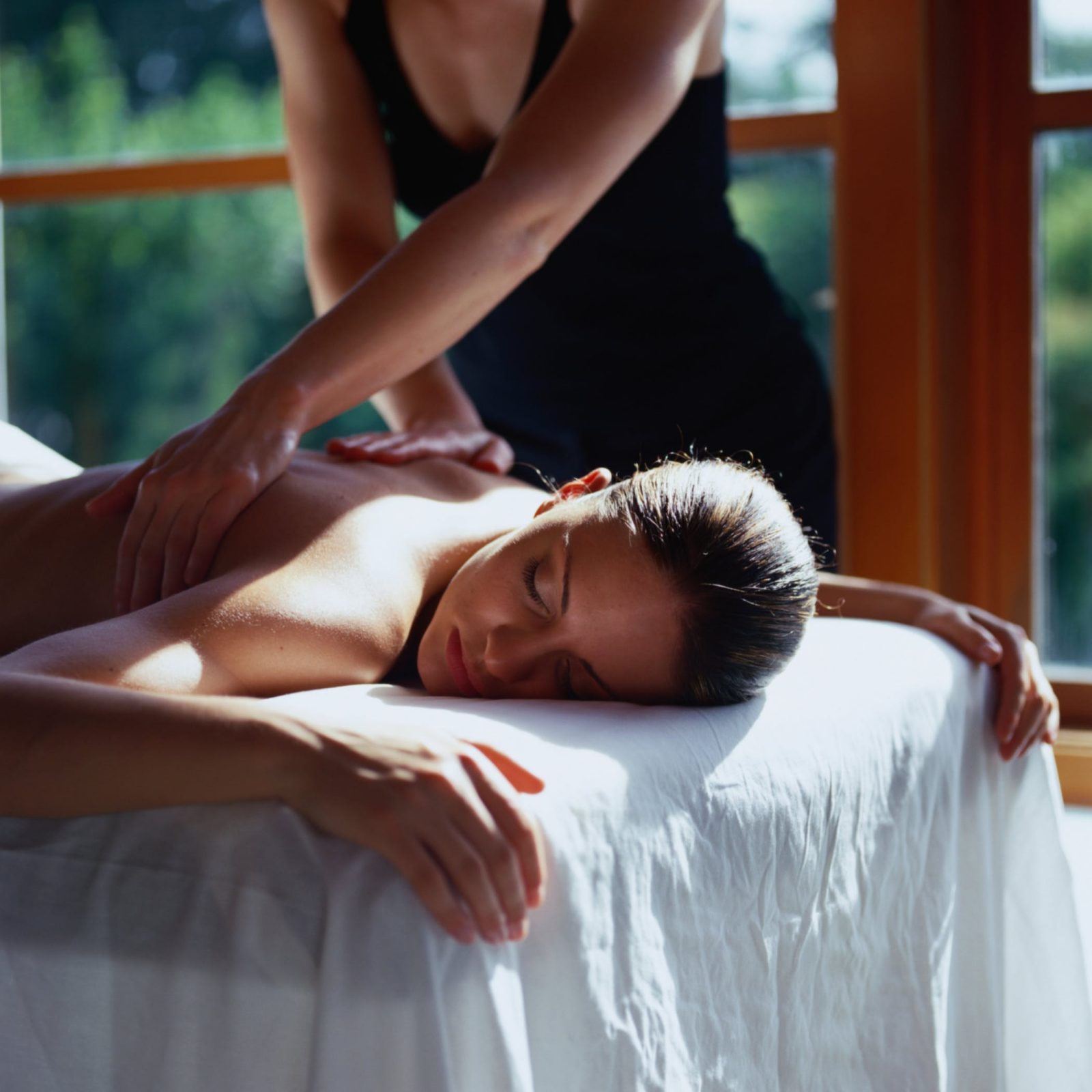 couples massage with hens party mobile massage