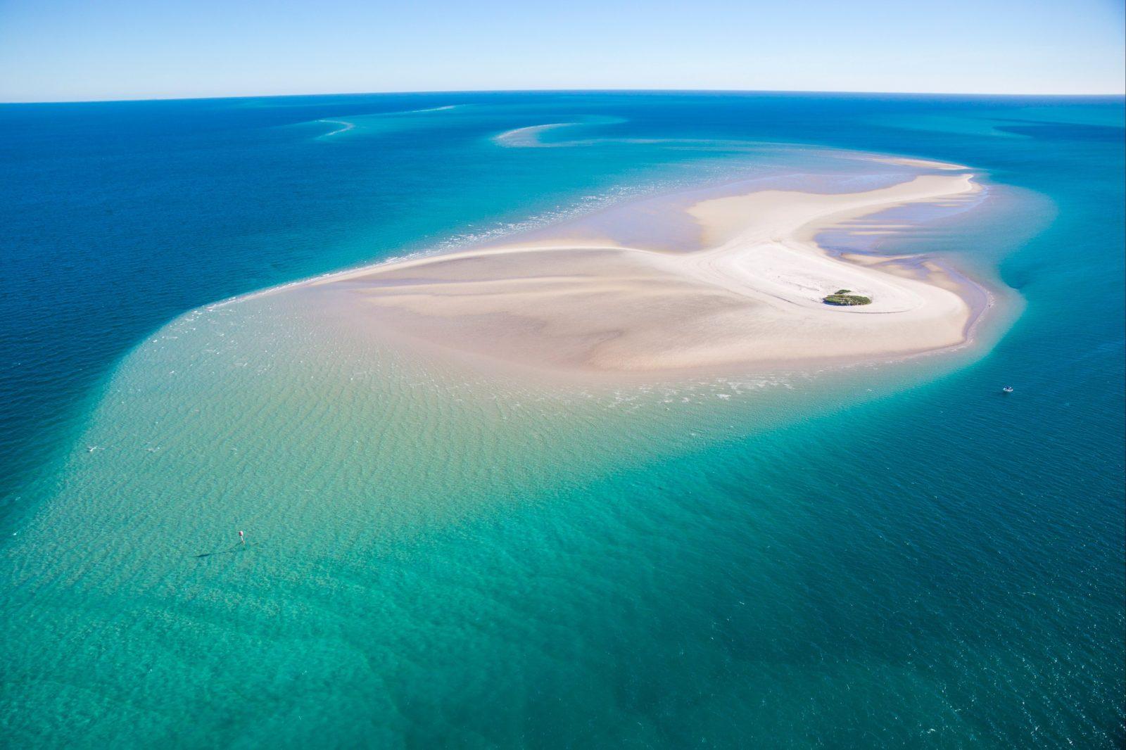 Great Sandy Straits, Fraser Coast, Queensland.