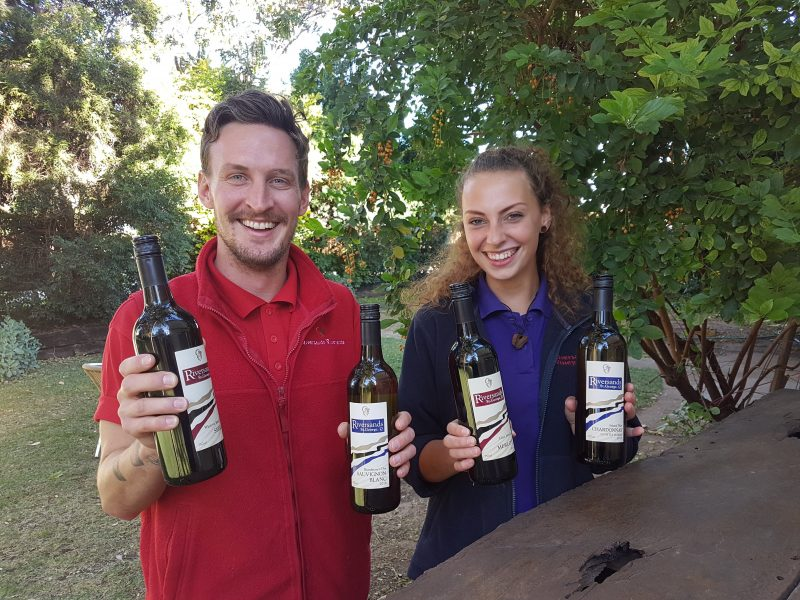 Have you tried Riversands Wines?