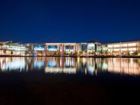 Robina Lakeside rest