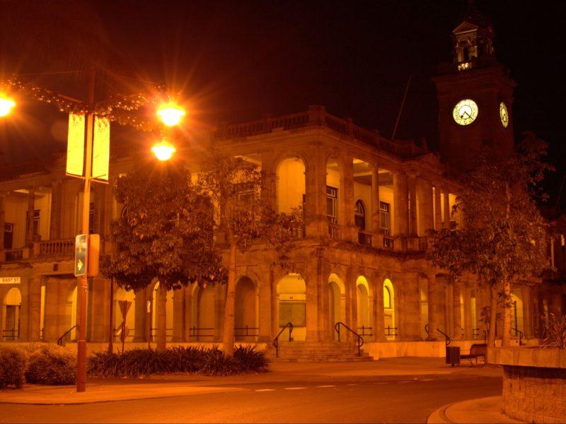 Heritage listed building Rockhampton