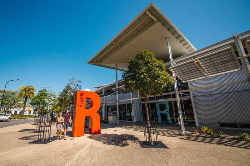 Rockhampton Regional Library