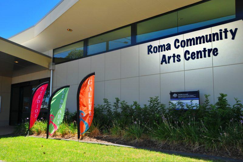 Roma Community ArtsCentre