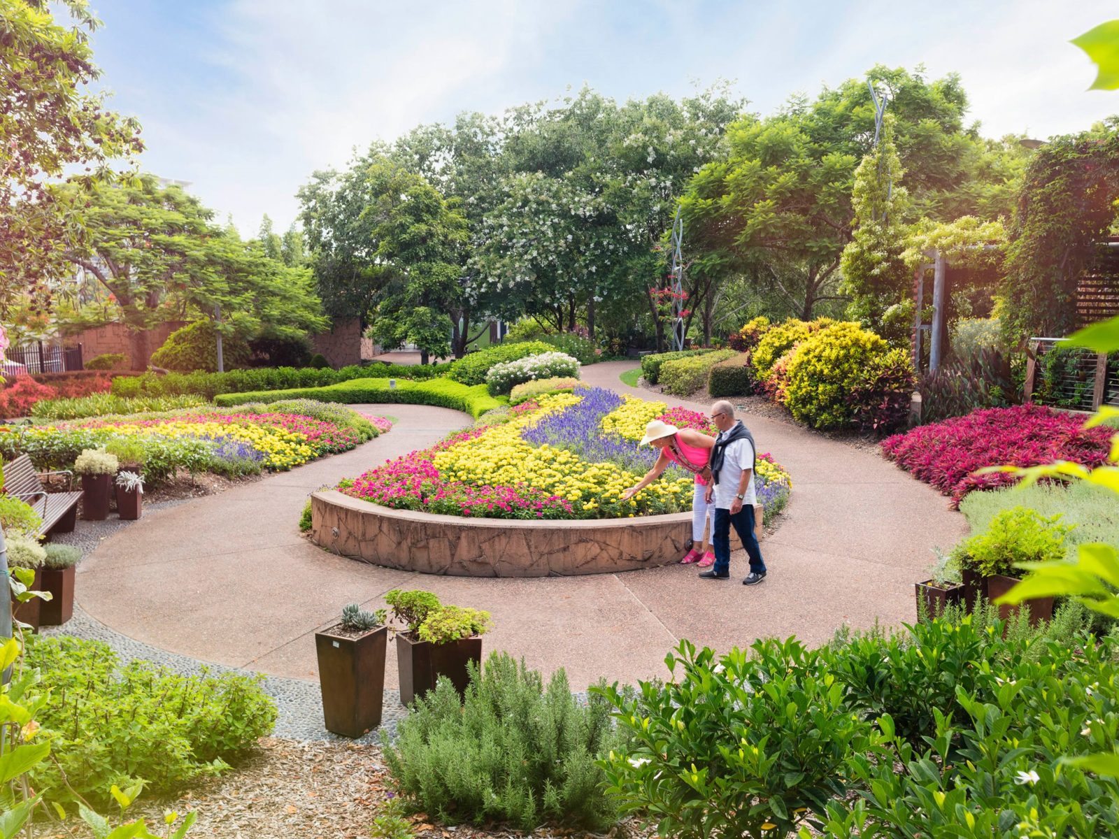 Spectacle Garden