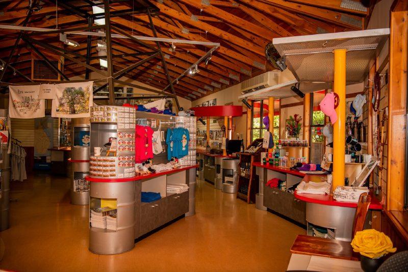 Inside Roma VIC
