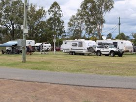 Rosewood Showgrounds Camping Facility