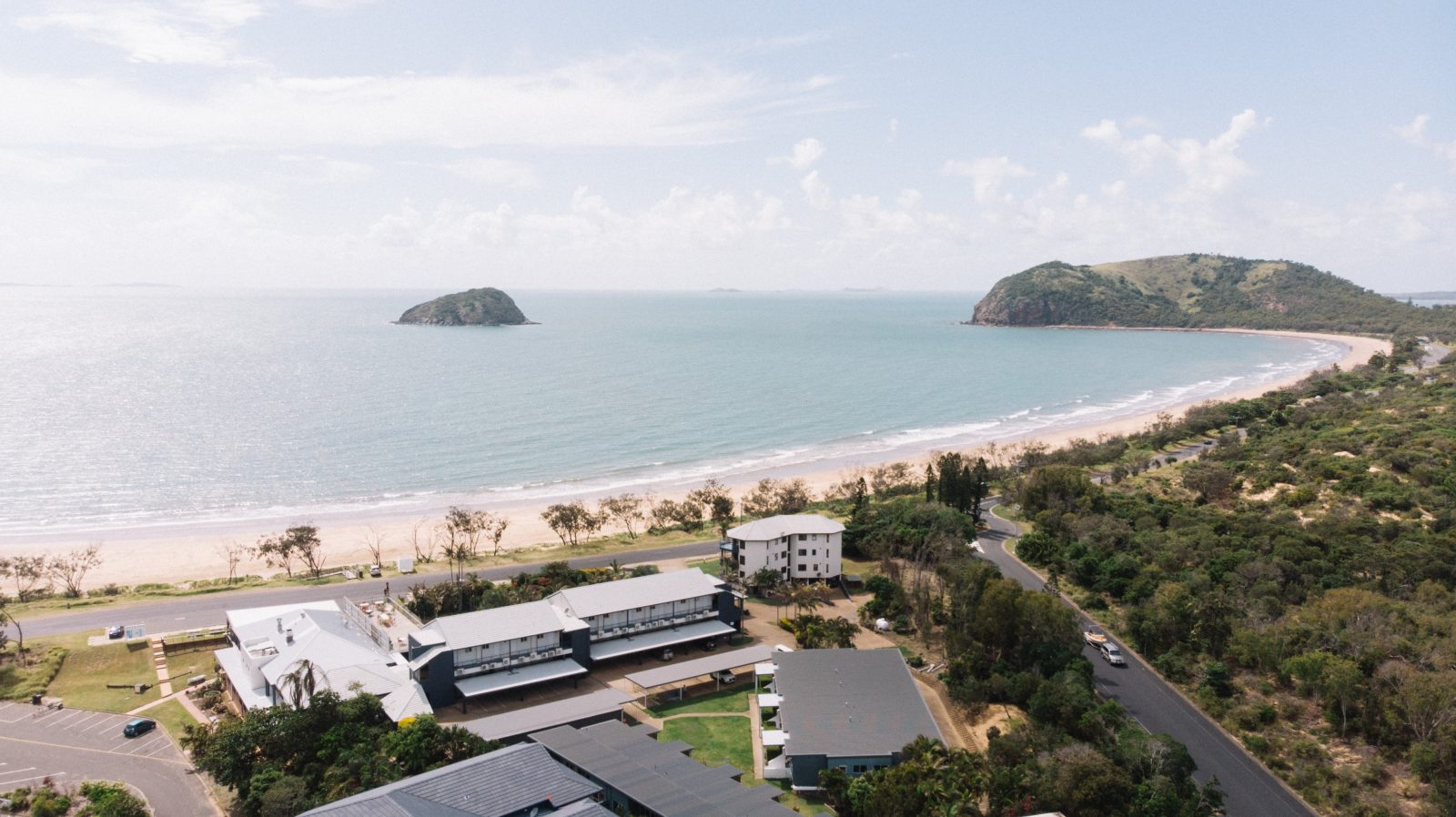 Rosslyn bay resort on capricorn coast yeppoon accomodation on kemp beach queensland family holidays