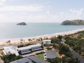 Rosslyn bay resort on capricorn coast yeppoon accomodation on kemp beach queensland family holidays