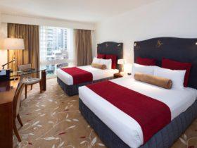 Deluxe Twin Room - Two Queen Beds