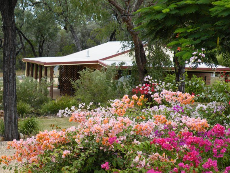 Quiet Private Peaceful Bush Setting Landscaped Gardens