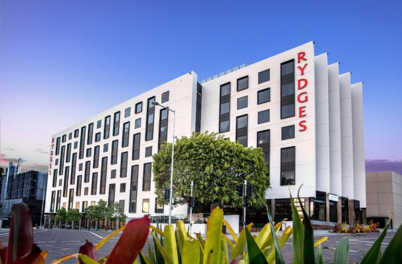 External Shot of Rydges Fortitude Valley