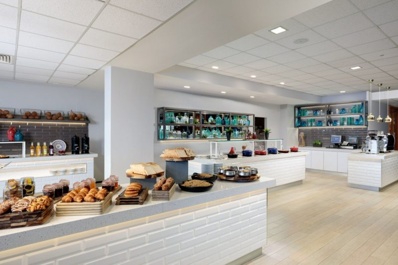 RISE Breakfast Buffet at Lilo Restaurant, Rydges Plaza Cairns