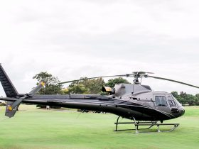 S&S Aviation Luxury six seat Helicopter