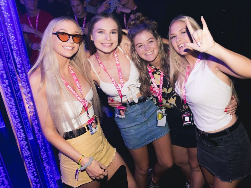 Schoolies All Ages