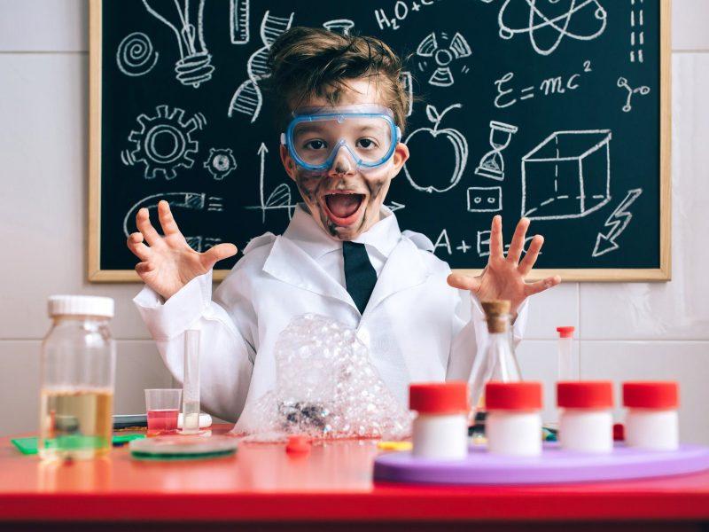 Science Rocks! school holiday program