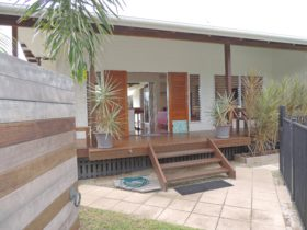 Sea Pearl at Mission beach house accommodation mission beach