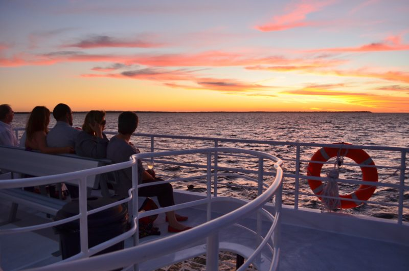 Seafood @ Sunset cruise
